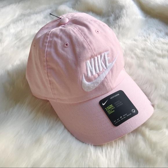 Nike Baby Pink H86 Futura Dad Hat d91622fd5dd